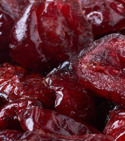 almendras con arandano deshidratado