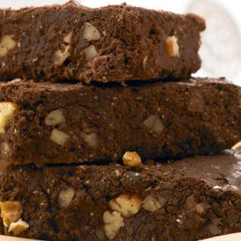 Brownies con nuez