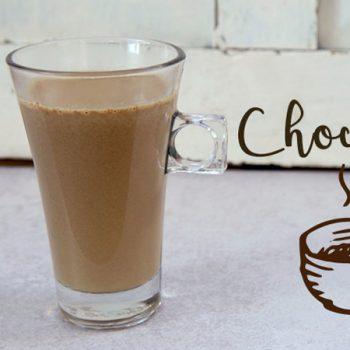 chocolate caliente especiado