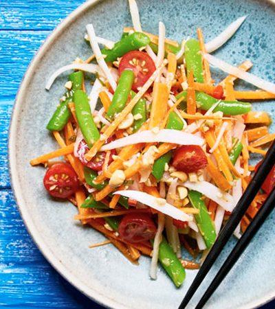 ensalada asiatica