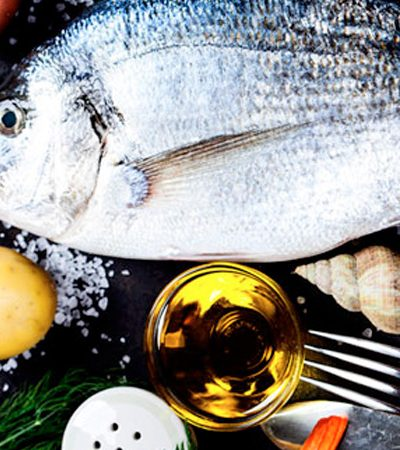 Fondo o fumet de pescado