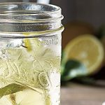 Infusión de eucalipto, limón amarillo y miel