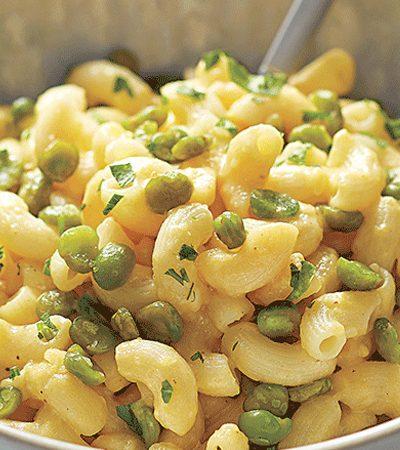 macaroni y peas