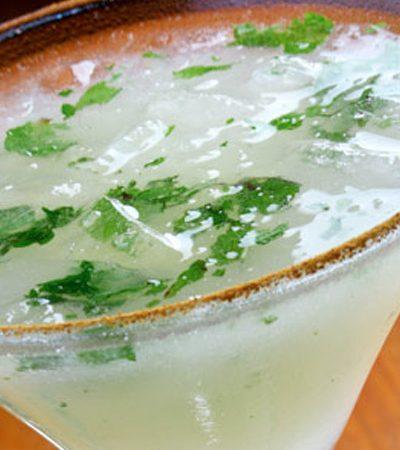 Martini dulce de menta