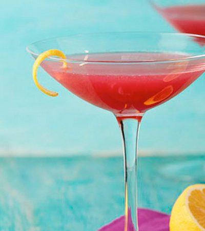 Martini sweet and citrus
