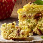 Mini Omelettes de Vegetales y Albahaca