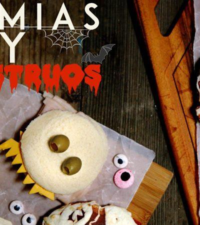 momias y monstruos