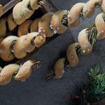 Palitos de pan con romero