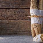 Pan rústico libre de gluten