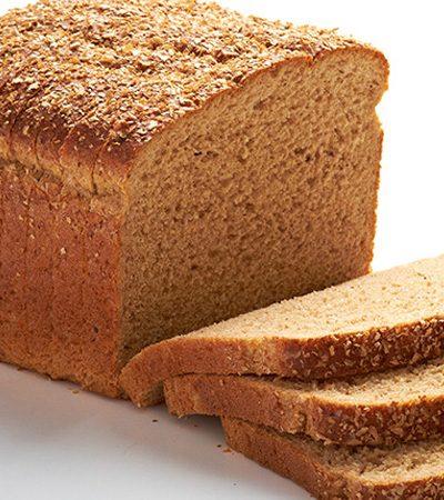 pan tostado con mermelada