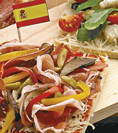 Pizza a la española