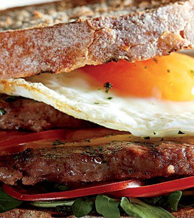 sandwich campesino