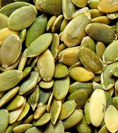 semillas de calabaza pepitas