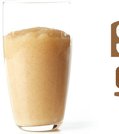 smoothie de chai y datiles