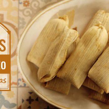 Tamales de Amaranto con Frutas Secas