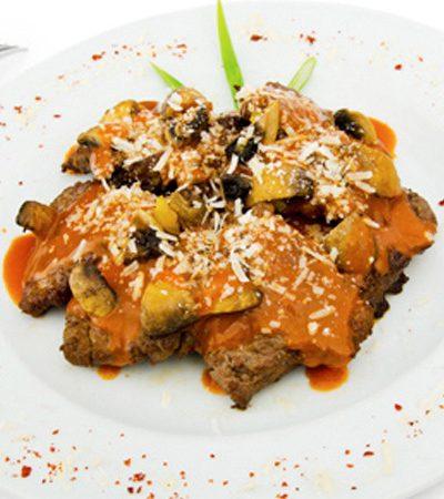 Tortitas con flor de cempasúchil