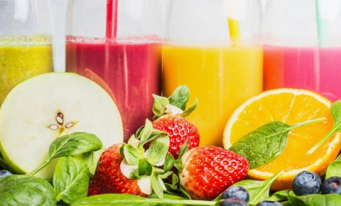20 ingredientes para tu smoothie de fin de semana