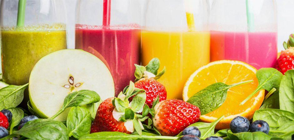 20 ingredientes para tu smoothie de fin de semana