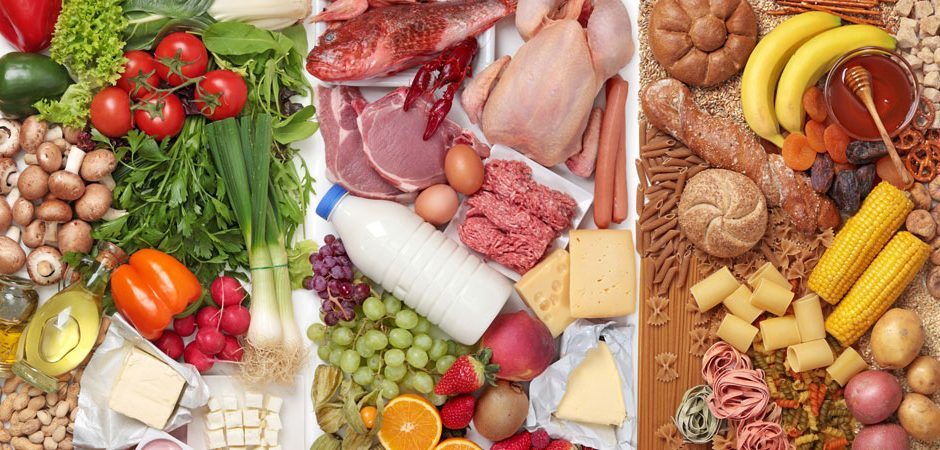 2016: Tips para comer bien ¡y sentirte mejor!