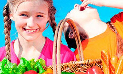 3 básicos que tus hijos deben comer