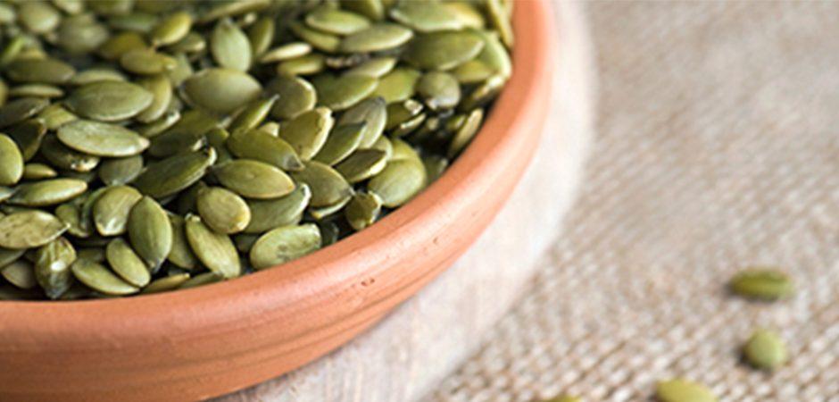 5 beneficios de las semillas de calabaza