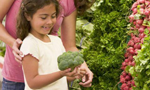 5 consejos para introducir alimentos nuevos