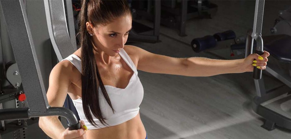 5 ejercicios para reafirmar el busto