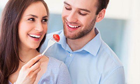 5 maneras de cuidar el colesterol en pareja