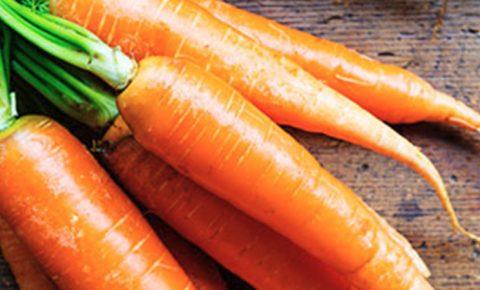 5 motivos para comer zanahoria