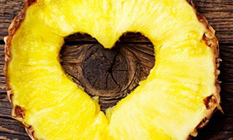 6 razones para comer piña hoy