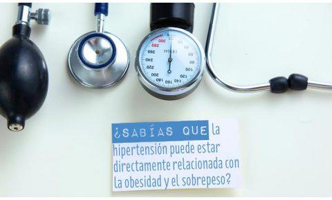 7 datos que que relacionan la hipertensión con la obesidad