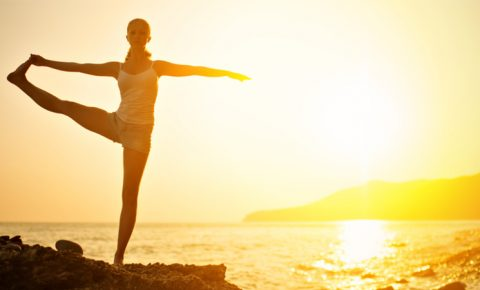 9 ejercicios para reforzar tu equilibrio