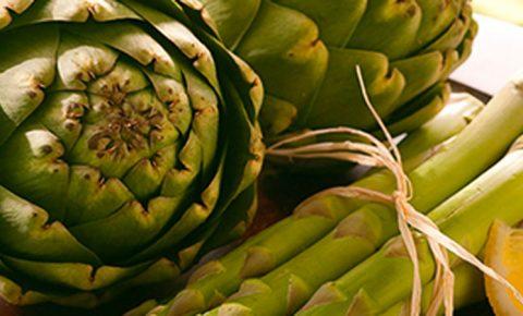 Alcachofa: ligera y nutritiva