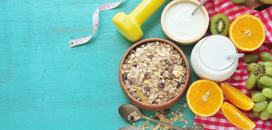 Alimentos que debes consumir antes y después de ejercitarte