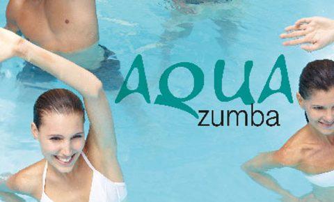 Aqua zumba, al agua y en movimiento