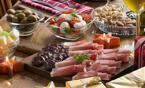 Artículos necesarios para estas comidas navideñas