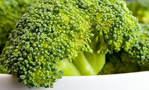 ¡Brócoli en tus platillos!