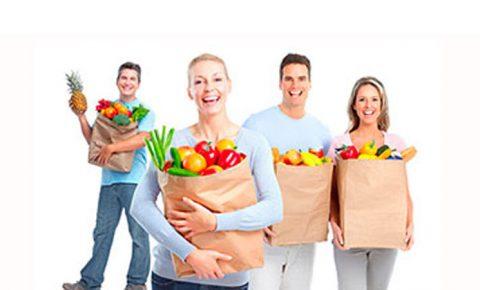 Buena salud en 4 pasos