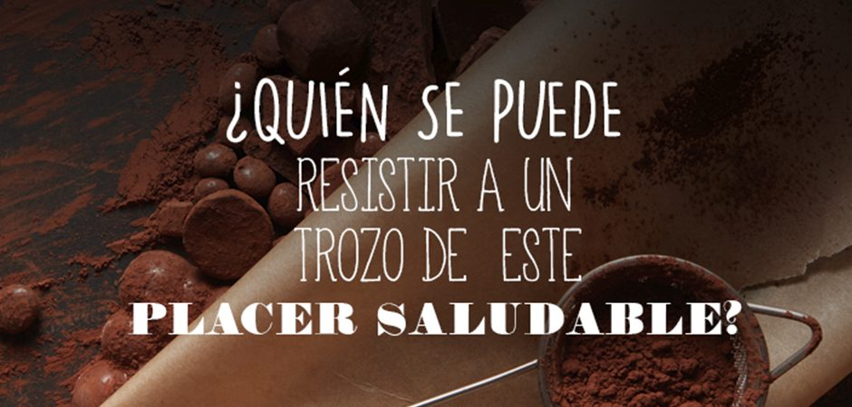 Cacao, un placer saludable