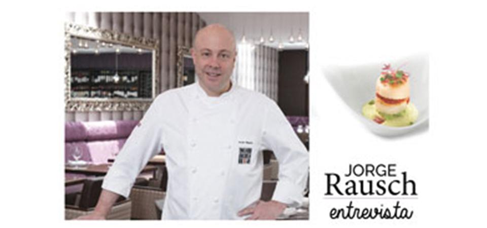 Chef Jorge Rausch, el secreto de la buena cocina en Colombia