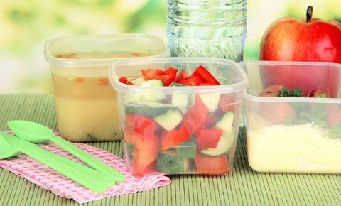 ¿Comes en el trabajo? ¡Hazlo saludable!