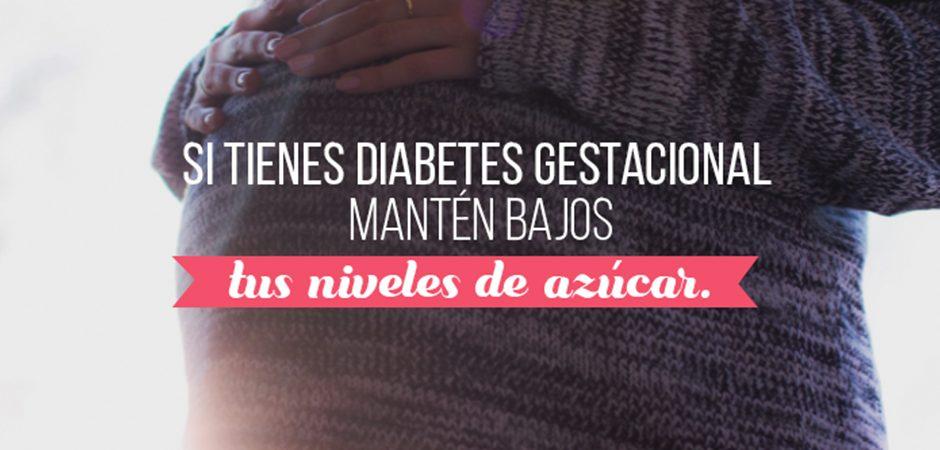 Conoce la diabetes gestacional
