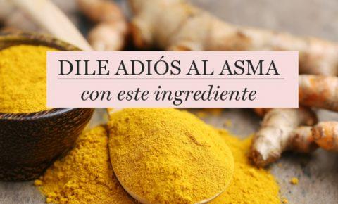 8 alimentos para controlar el asma