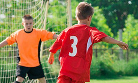 Deporte desde sus primeros años