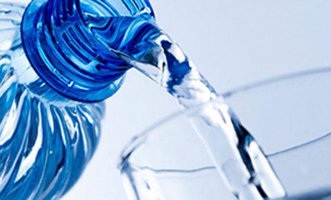 Diabetes y agua mineral