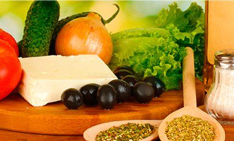 Dieta mediterránea y aceite de oliva vs. hipertensión