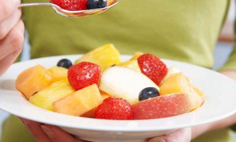 Disfruta estas frutas ligeras y saludables