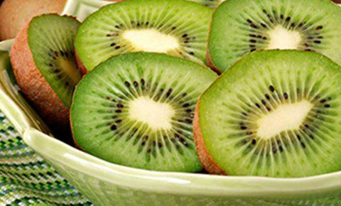 El dulce y refrescante sabor del kiwi
