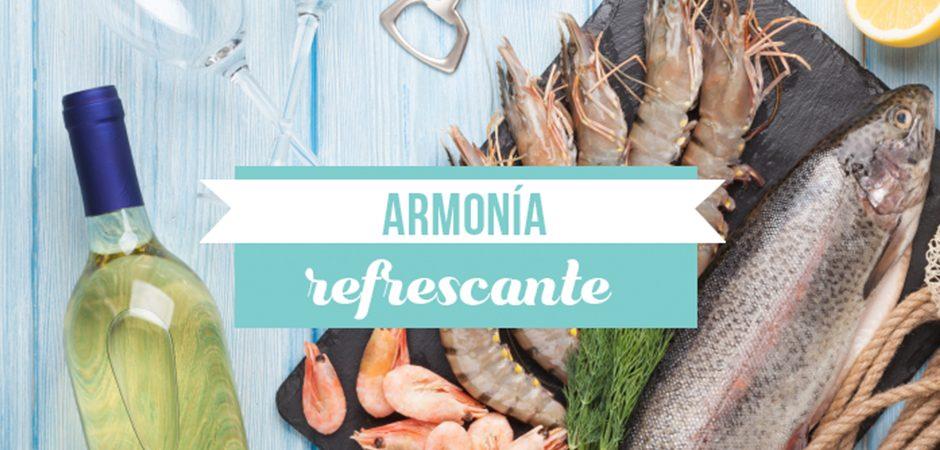 El maridaje perfecto para tus pescados y mariscos