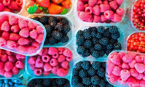 El poder de los frutos rojos